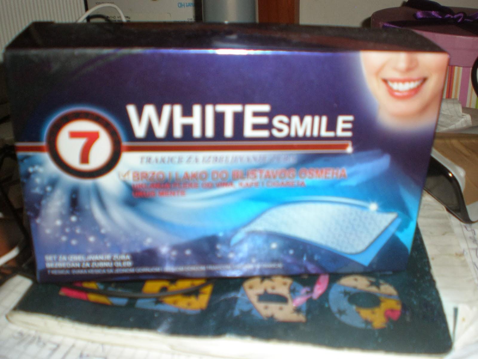 Olovke za izbjeljivanje zubiju