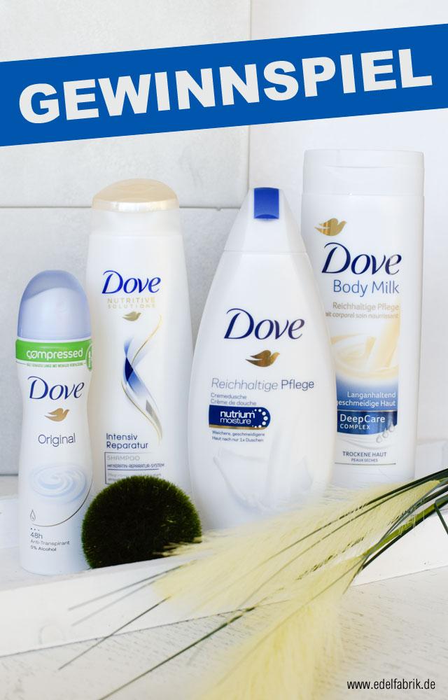 Gewinne ein Dove Paket, Deine Schönheit Deine Entscheidung