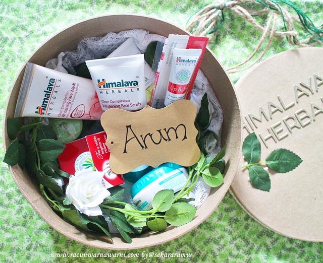 Paket Dari Himalaya Herbals