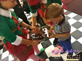 Poczuj magię tych Świąt. Wycieczka do Fabryki Elfów.