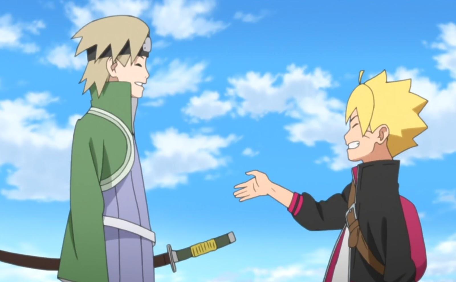 Boruto Naruto Next Generations – Episódio 25