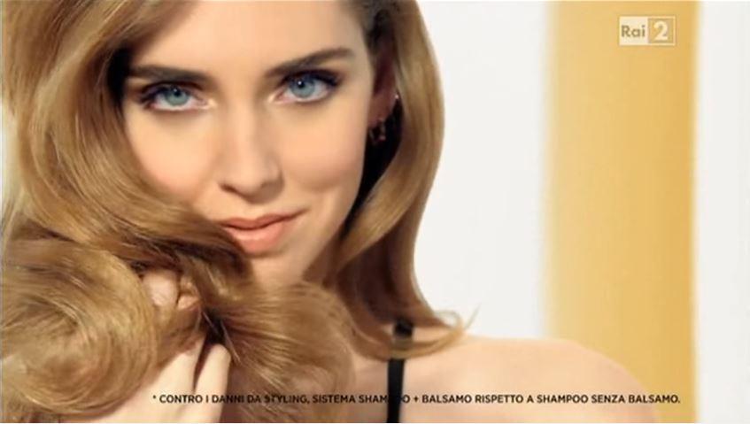 Canzone pubblicità Pantene Pro V con Chiara Ferragni - Musica spot Novembre 2016