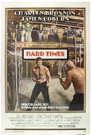 Watch Hard Times Online Free 1975 Putlocker