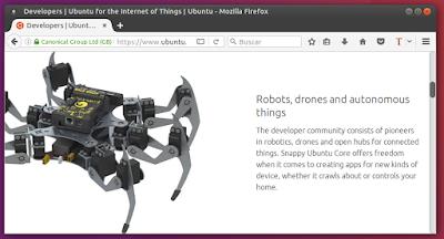 Robots, aviones no tripulados y cosas autónomas