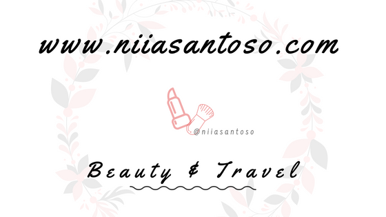 Niia Santoso │ Beauty & Travel