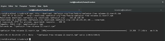 Como configurar o RPM Fusion no Fedora GNU/Linux!