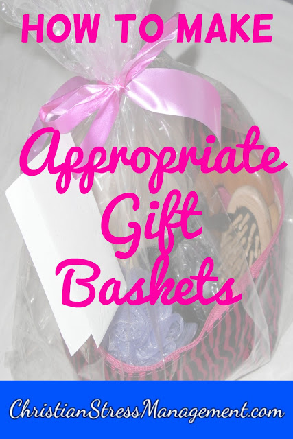 How to Make Appropriate Gift Baskets