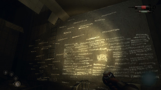 Psychological horror on PC game review