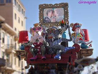 immagini Carnevale Viareggio