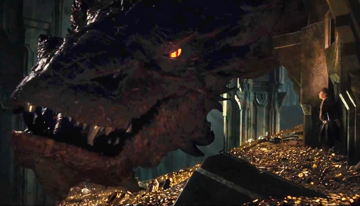 The Hobbit: The Desolation of Smaug Simplistic Reviews