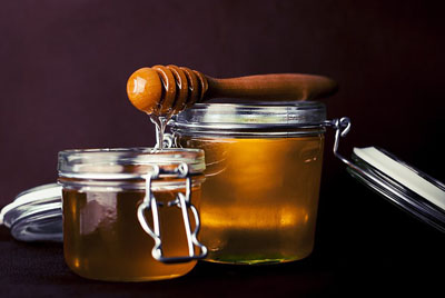 honey-Grandma's remedy for cough