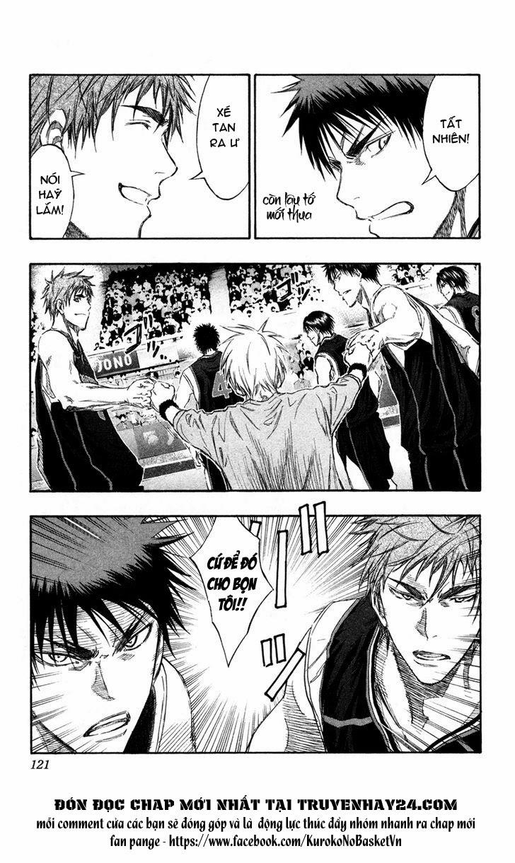 Kuroko No Basket chap 150 trang 15