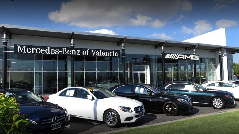 Mercedes-Benz Valencia Service