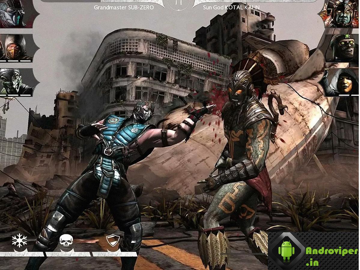 Mortal kombat x 1.5.0 на андроид