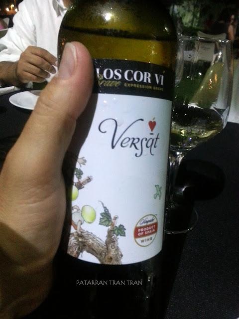 Versat 2015. Blanco Clos Cor Vi.