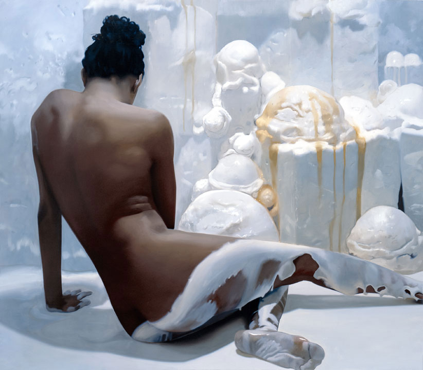Will Cotton, 1965 - American Surrealist painter