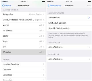 Safari tidak Bisa Connect ke internet di iOS, ini solusinya