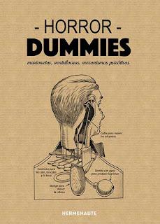 Horror Dummies, una publicación de Editorial Hermenaute