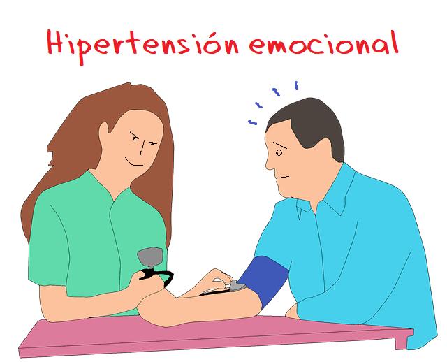 sintomas de hipertension emocioinal arterial