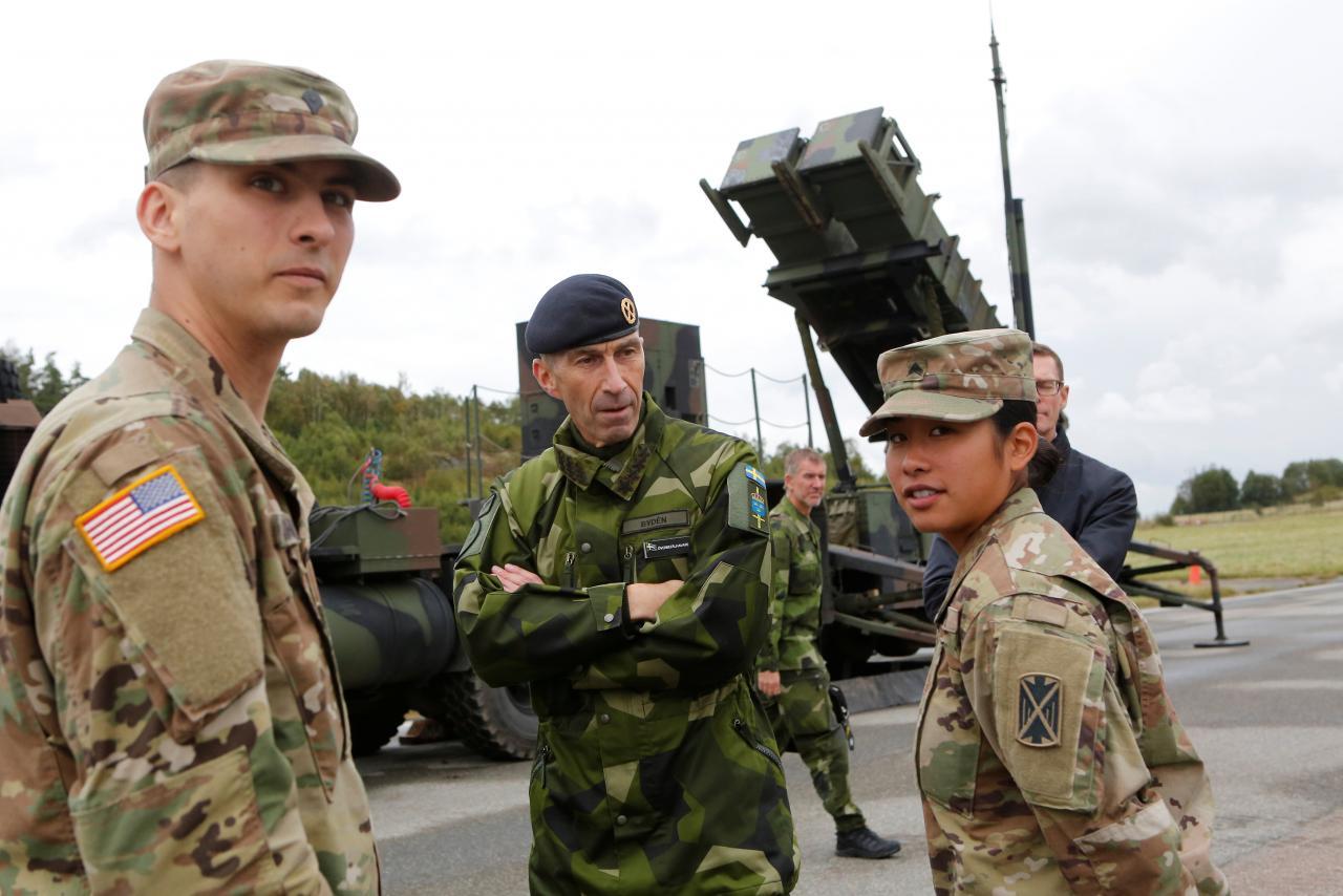 War News Updates Sweden Conducts Its Biggest War Games In 20 Years