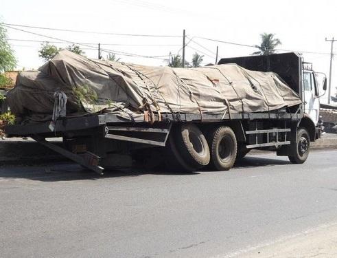 Penyebab As Roda Truk Sering Patah Di Indonesia