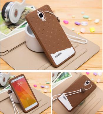 Fabitoo Cute Bunny Case Untuk Xiaomi Mi4