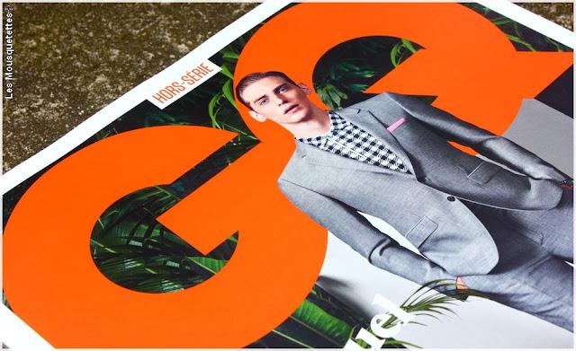 GQ le Manuel du Style - Blog beauté Les Mousquetettes©