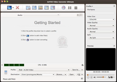 ImTOO Video Converter Ultimate 7.8.19 Full Version