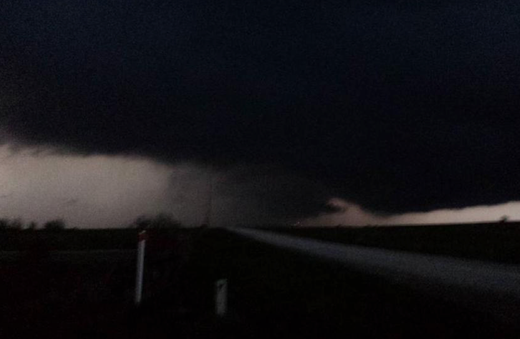 Funnel Radar Tornado Joplin