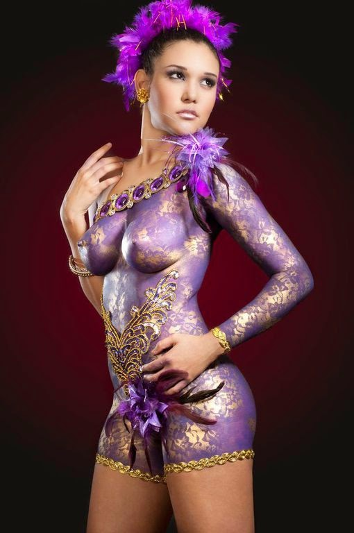 Easy Crafts Ideas To Make Body Art