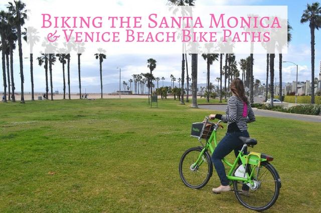 Biking The Venice Santa Monica Bike Paths