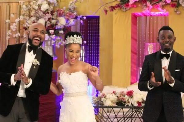 NEW MOVIE: THE WEDDING PARTY 1 & 2 (Starring Banky W , RMD, Sola Sobowale, AY and Adesua Etomi)