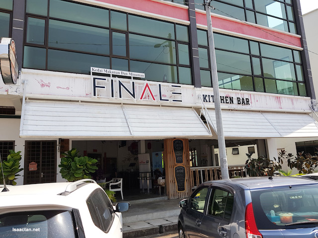Finale Kitchen Bar, Segamat Johor