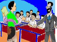 Format Buku Piket Kehadiran Harian Guru dan Staf TU