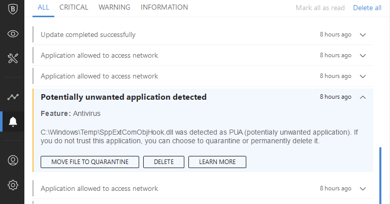 How to permanently fix SppExtComObjHook dll is a PAB warning