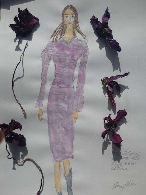 #fashionillustration #watercolour #modaodaradosti