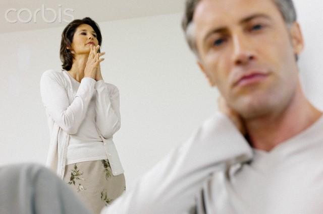 Cứu làm gì cuộc hôn nhân đã chết vì không còn tin tưởng