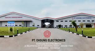 Iklan Loker Bekasi PT.Ohsung Electronics Indonesia