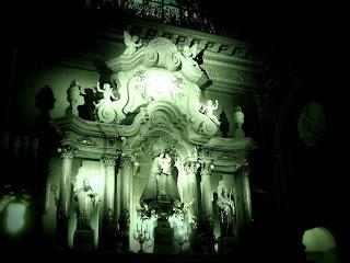 Virgem no Altar da Igresia San Nicolas de Bari, Buenos Aires