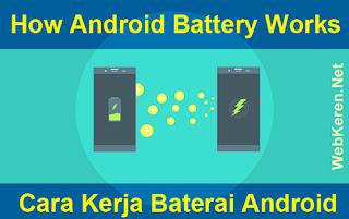 cara membuat baterai android tahan lama