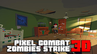Pixel Combat: Zombies Strike Mod (Unlimited Money) Apk Download