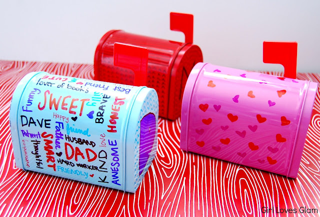 valentine mailboxes