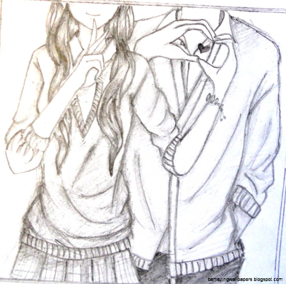 Cute Couple Drawing Ideas Tumblr Google Search Drawings