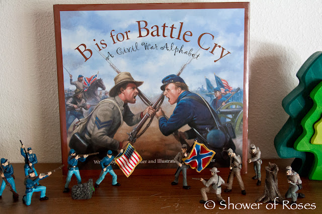 Shower of Roses: The Civil War Unit Study and Lap Book