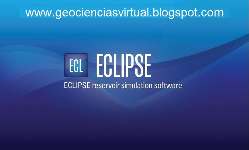 Geociencias Virtual: Schlumberger Eclipse 2015 1 x86+x64