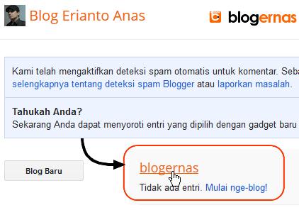 Cara Mengganti Format Zona Waktu Blog di Blogger