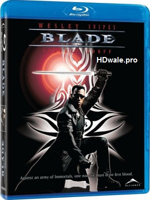 Blade (1998) Movie Download HD 720p BluRay 850mb