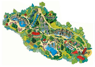 Mappa Aquafelix