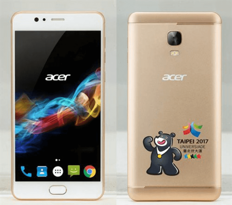 Acer's Liquid Z6 Max Is A Special Edition Smartphone Priced At CNY 9990 (PHP 77K)