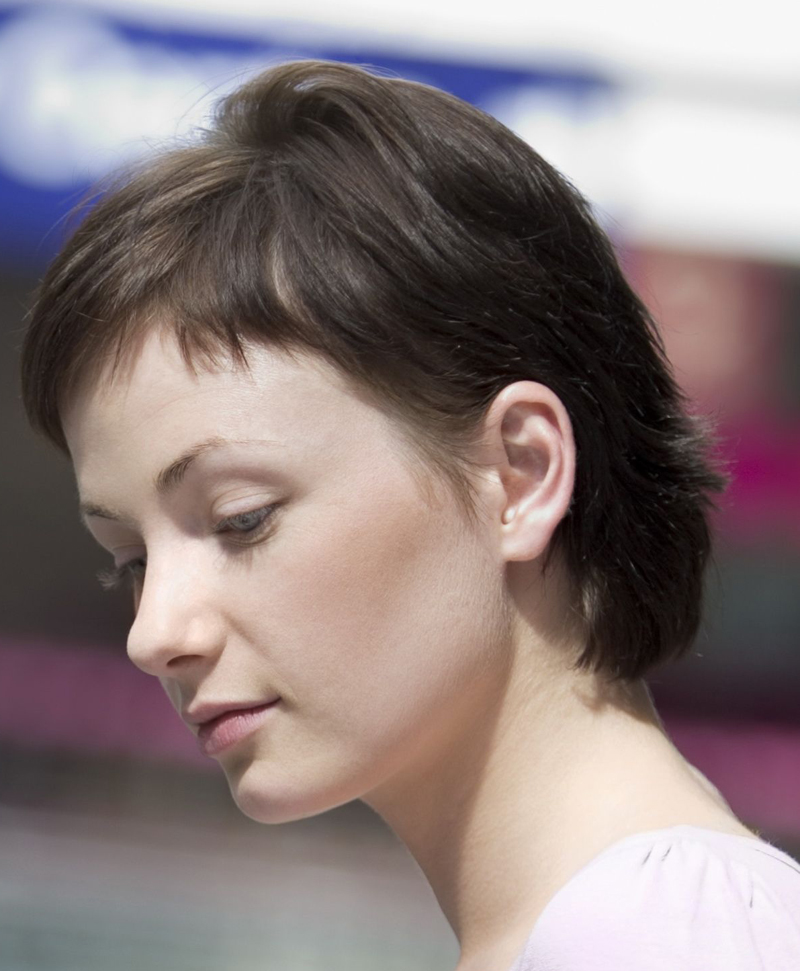The Best Pixie Cuts for Curly-Haired Girls